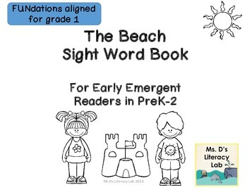 Sight Word Book (the)