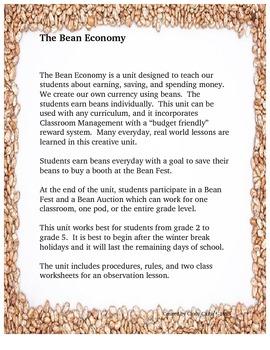 The Bean Economy