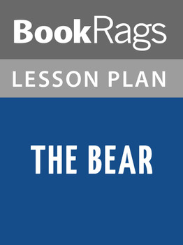 The Bear Lesson Plans