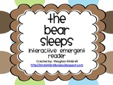 The Bear Snores On Emergent Reader