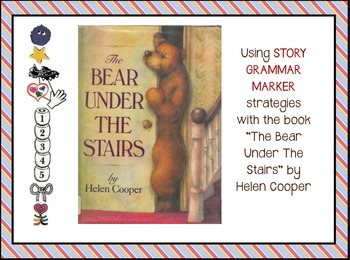 The Bear Under The Stairs Flipchart