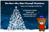 The Bear Who Slept Through Christmas - Speech and Language