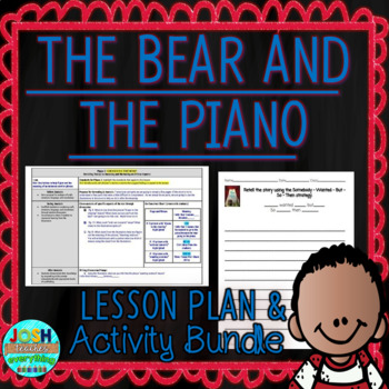 The Bear and the Piano 4-5 Day Lesson Plan