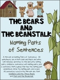 The Bears and The Beanstalk Naming Parts of Sentences