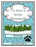 THE BEARS ON HEMLOCK MOUNTAIN Alice Dalgliesh - Comprehension & Text Evidence