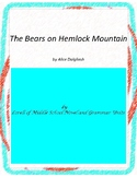The Bears on Hemlock Mountain Literature and Grammar Unit