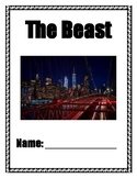 The Beast by Walter Dean Myers Activity Packet and Answer Key