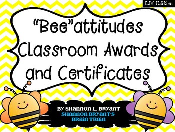 The Beatitudes (KJV Awards and End of the Year Certificates)