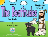 The Beatitudes Booklets - Jesus the Good Shepherd
