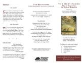 The Beatitudes (Carol Boston Weatherford/Tim Ladwig) Discu