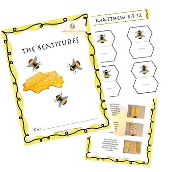 The Beatitudes Lapbook