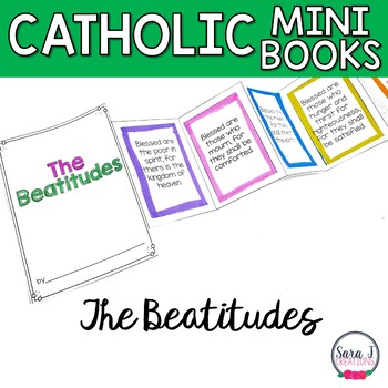The Beatitudes Mini Book