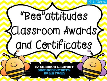 The Beatitudes (NLT Awards and End of the Year Certificates)
