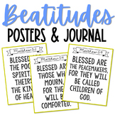 The Beatitudes Posters and Notebook Journal Pages, Memory