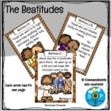 The Beatitudes Scripture Card Set