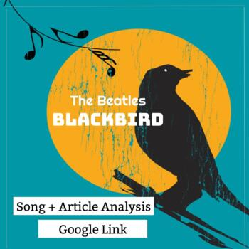 The Beatles Blackbird Poem Song Article Analysis Symbolism Civil Rights
