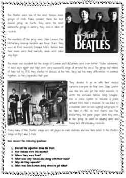 The Beatles FREEBIE
