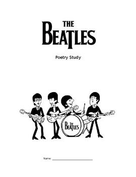 The Beatles Poetry study unit