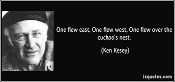 The Beatniks to the Hippies: Ken Kesey's One Flew Over the Cuckoo's Nest