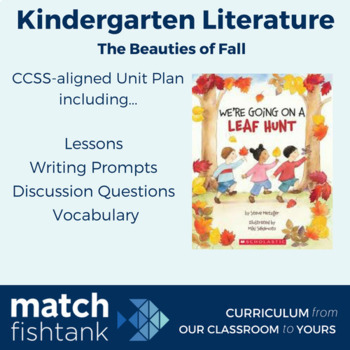 The Beauties of Fall | Kindergarten Literature | Unit | Lessons