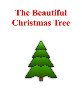 The Beautiful Christmas Tree Book (Prepositions)