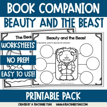 The Beauty and the Beast- Book Companion