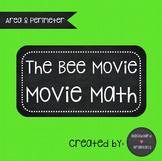 The Bee Movie Movie math Area Perimeter