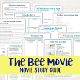The Bee Movie Study Guide