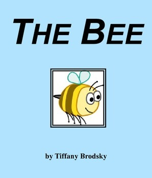 The Bee Sight Word E-Book