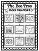 The Bee Tree Choice Menu Reading Extensions Response Board