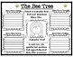 The Bee Tree by Patricia Polacco Character Traits Graphic Organizers