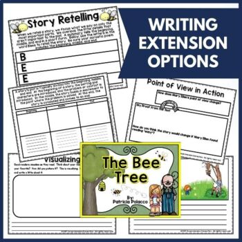 The Bee Tree Activities in Digital and PDF