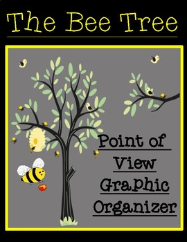 The Bee Tree by Patricia Polacco Point of View Graphic Organizer