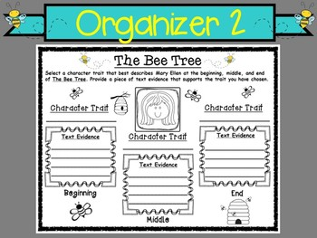 The Bee Tree by Patricia Polacco Text Talk Presentation and Printables