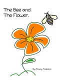 The Bee and the Flower Preposition Easy Reader