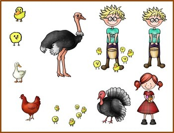 The Beezy Brats Bird Clip Art