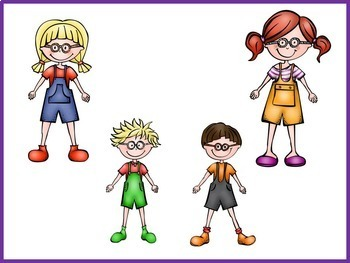 The Beezy Brats Clipart