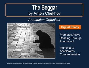 """The Beggar"" by Anton Chekhov: Annotation Organizer"