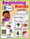 The Beginning Blends Activities (R-Blends)