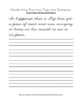 Cursive Handwriting Workbook Grade 1-3 | Carson-Dellosa Publishing