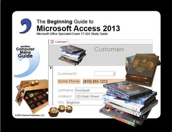Microsoft Access 2013 Beginning