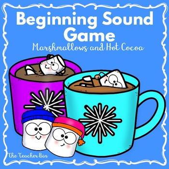 Kindergarten - Special Education-  Beginning Sound Game
