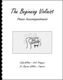 The Beginning Violinist: Piano Accompaniment