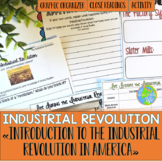 Industrial Revolution Begins in America