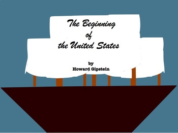 The Beginning of the United States
