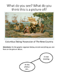 The Beginnings of Colonization: Christopher Columbus Encou
