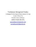 The Behavior Management Toolbox