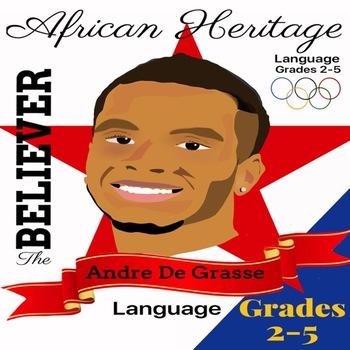 The Believer Series - ANDRE DE GRASSE/African Heritage/NO PREP/CDN & USA