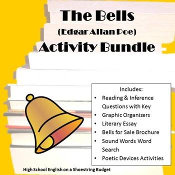 The Bells Activity Bundle (E. A. Poe) - Word