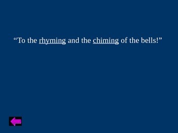 """""""The Bells"""" Jeopardy"""